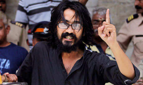 Aseem Trivedi arrest gives BJP fresh ammunition to target UPA