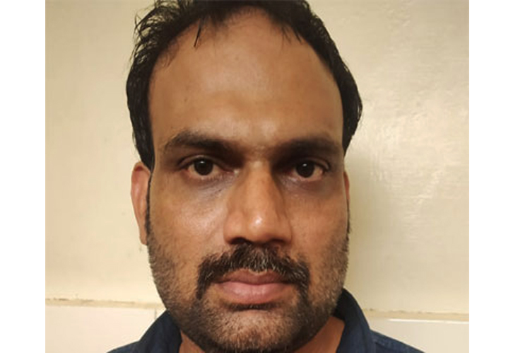 Underworld rowdy Asghar Ali arrested