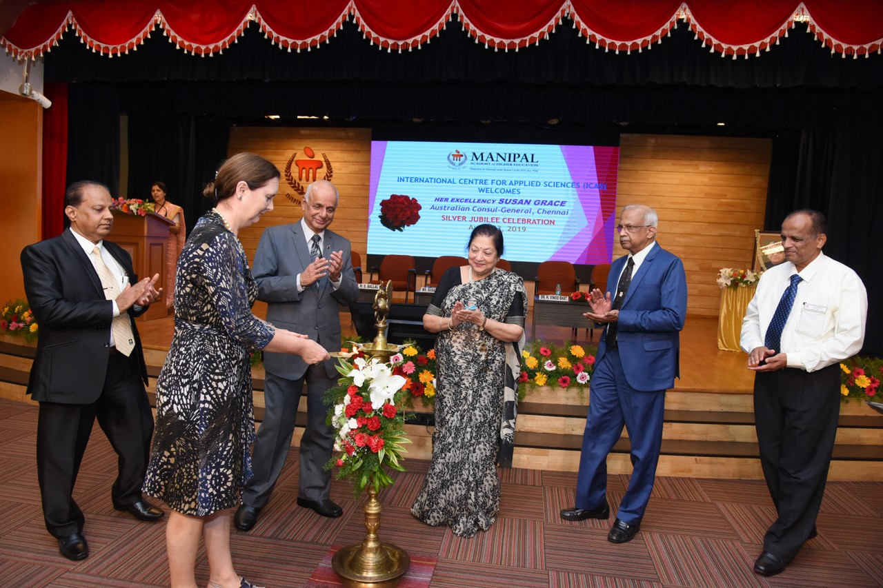 Over 20 global varsities attend ICAS's silver jubilee celebrations