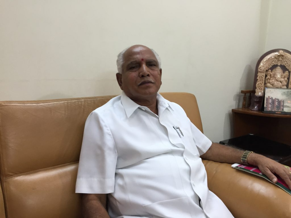 Corona treatment charges to be likely fixed today by B S Yeddyurappa