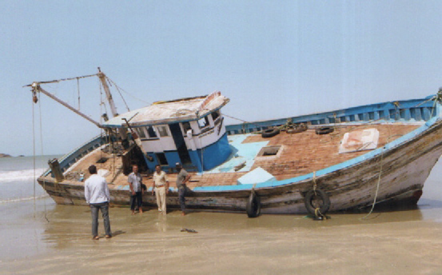 Malpe: Fishing boat accident; Rs 20 lakh loss