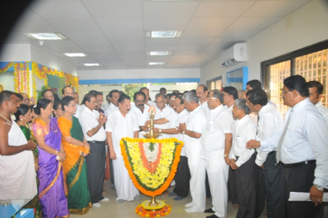 46th branch of Bharat Bank Moodbidri  Inaugurated