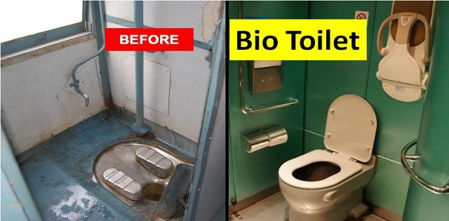 Railways to have 100 pc bio-toilets by 2019