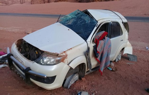Three from Puttur Die in Road Accident in Saudi Arabia