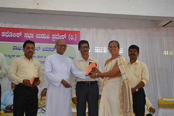 Annual General Body meeting and felicitation program of Catholic Sabha Udupi Pradesh held