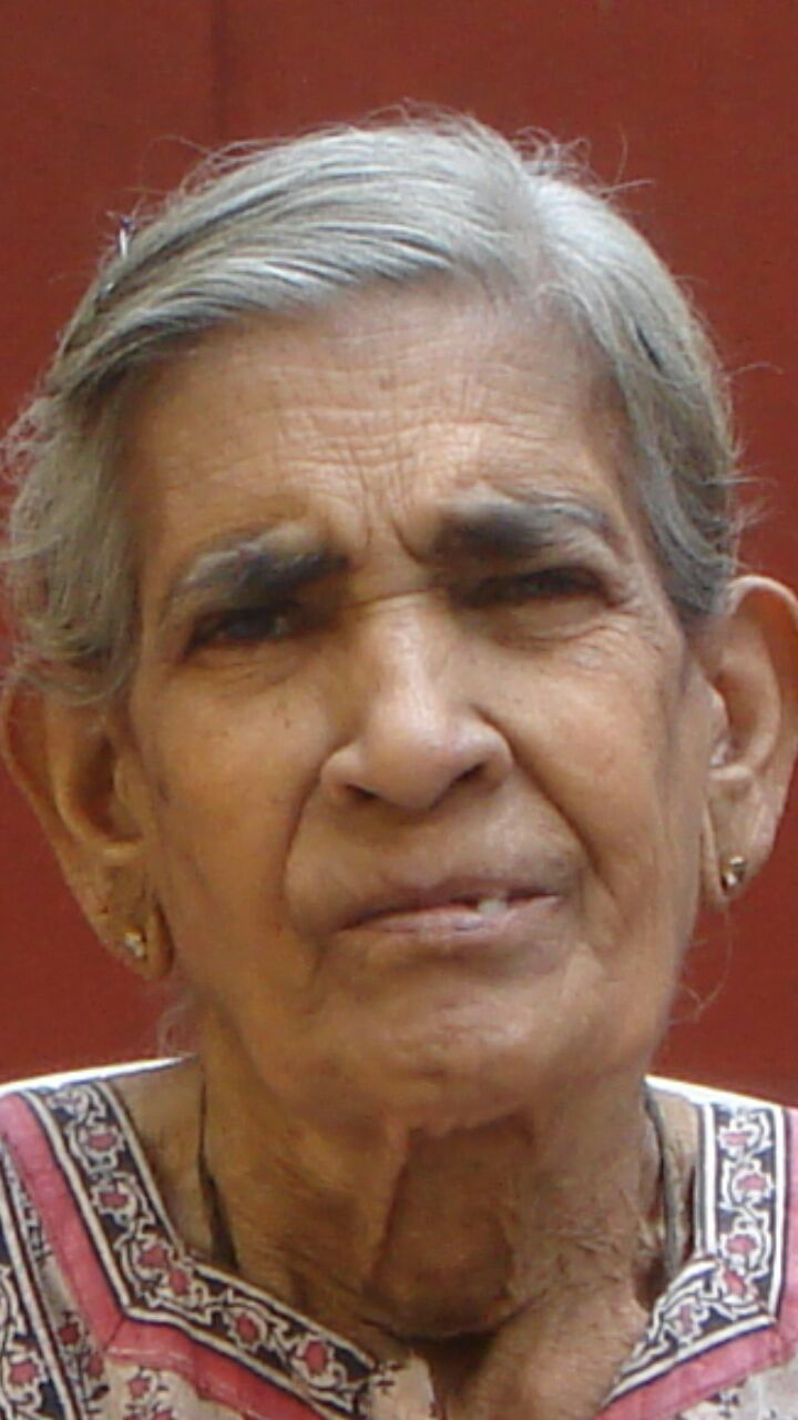 Obituary : Cecilia Mathias (89), Kallianpur