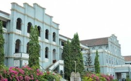 Mangaluru based St Aloysius College Ranked 44 among Best Colleges in India: MHRD