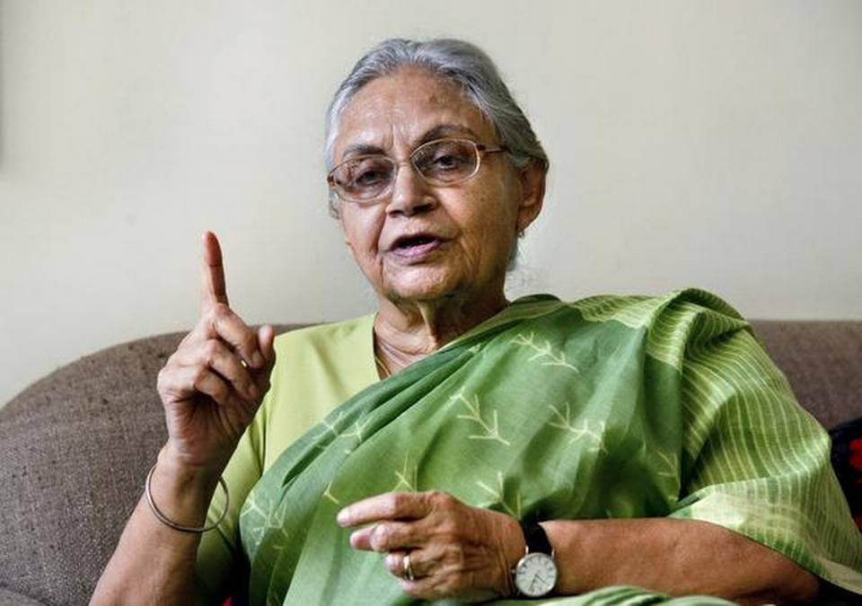 Congress releases candidates list for six Delhi LS seats, Sheila Dikshit to contest