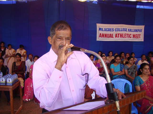 Milagres College Athletic Meet 2012-13 : images