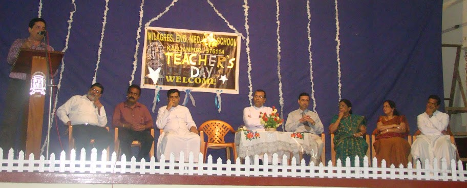 Milagres Institutions celebrated Teachers Day.
