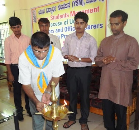 The First YSM Diocesan Council formed in Udupi