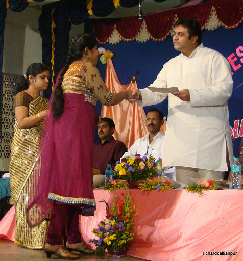 Milagres College Kallianpur Celebrates Annual Day 2011 - images