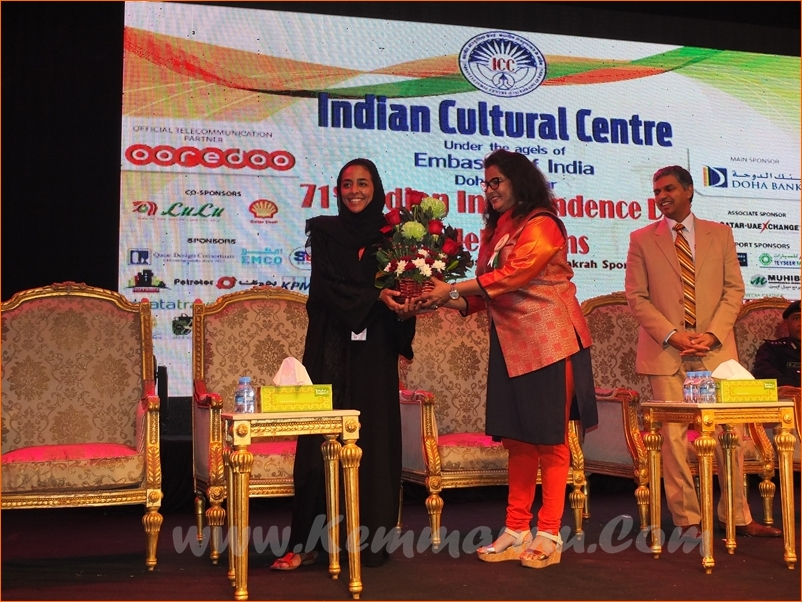 Doha: Indian community led by ICC celebrates Independence Day with cultural fiesta