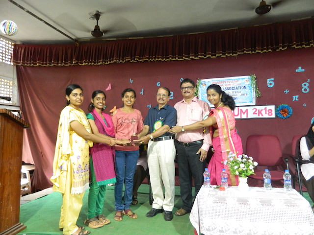 Inter-Collegiate Seminar Competition in Milagres College, Kallianpur