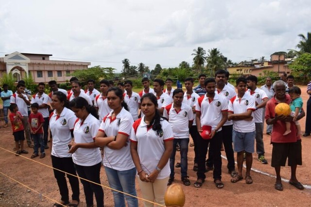 ICYM Moodubelle unit organizes a Dodgeball tournament