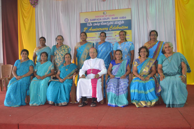"""Sampada"" of Udupi Diocese Completes Five Years of Meritorious Service to the Society"
