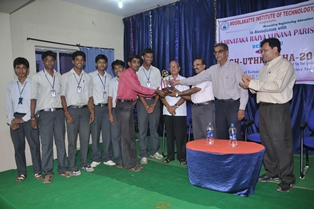 TECH-UTHKARSHA-2012 held MIT Kundapur