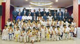 Doha:5th ICC Karate Tournament Prize Distribution