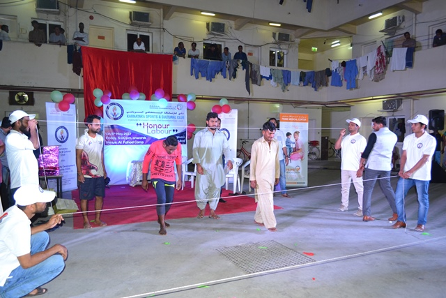 Dubai: Karnataka Sports & Cultural Club holds Labour Day