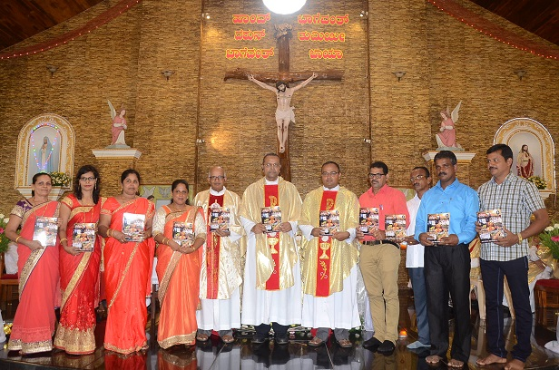 The titular feast of Sacred Heart of Jesus celebrated at Kolalgiri Church