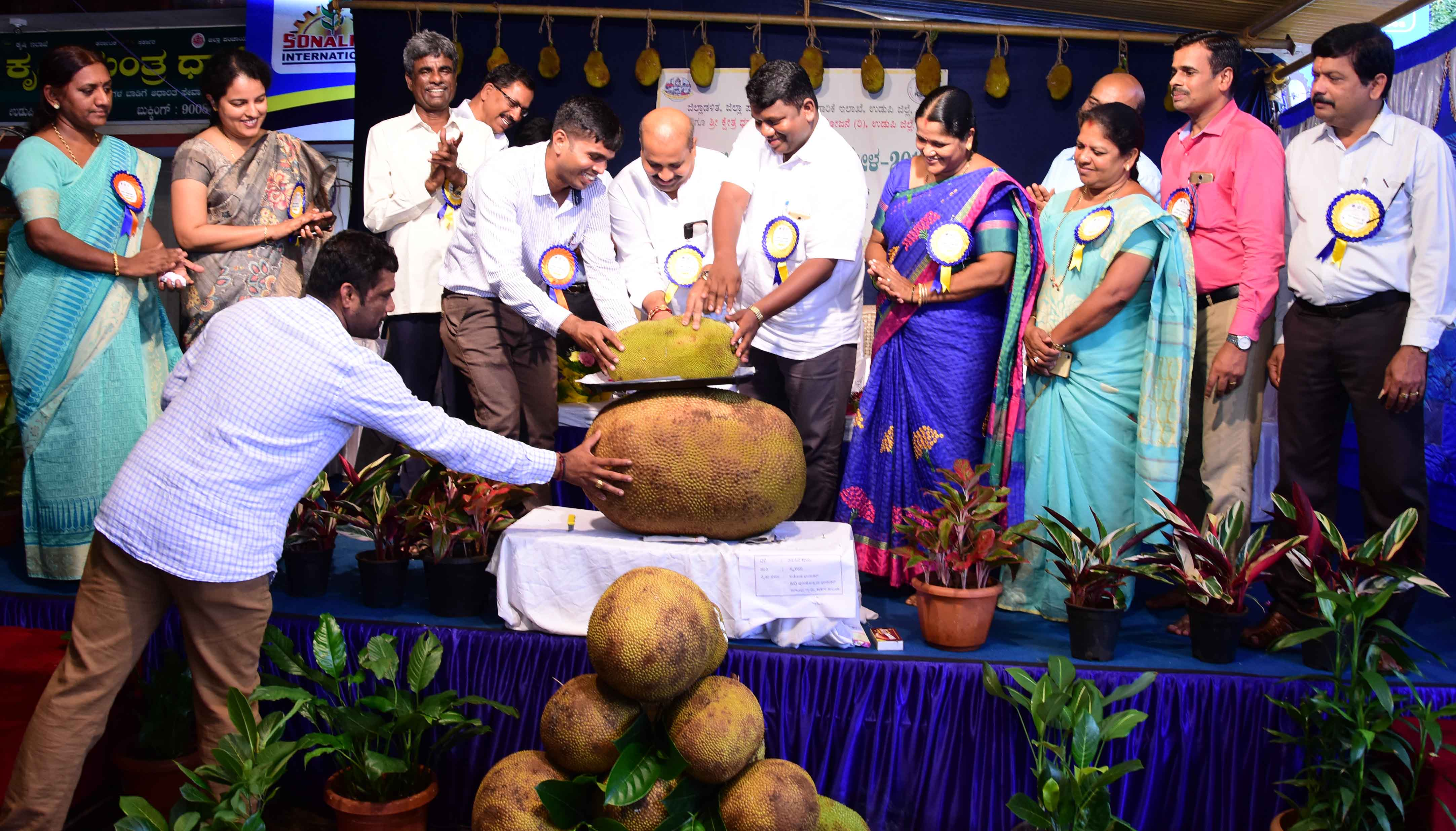 Jackfruit consumption usuful for control of diabetic disease - K. Raghupathy Bhat