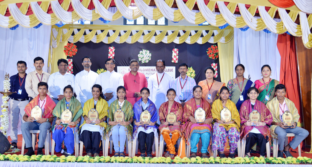 The General Body meeting and inaguration of PTA held at St Philomena PU College, Puttur