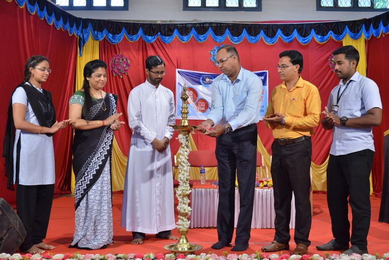 Orientation Programme held at St Philomena College Puttur