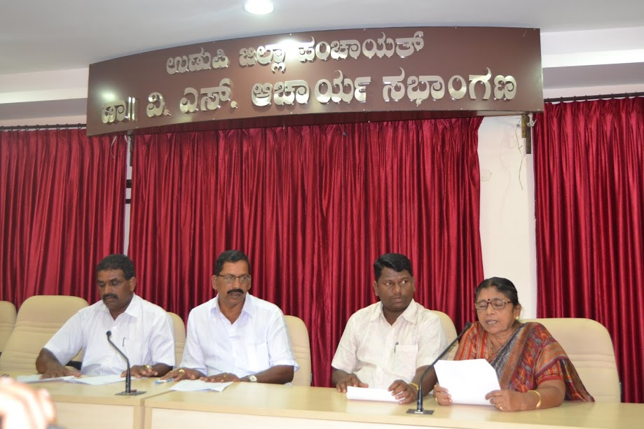 Udupi district declared as an Open Defecation free district - Dinakar Babu