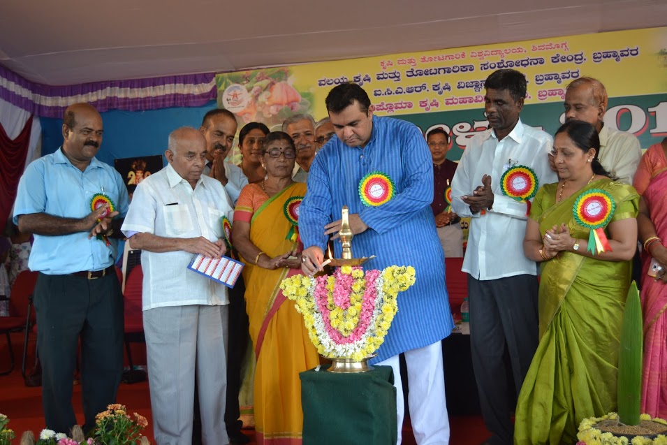 Farmers are the power of country - Pramod Madhwaraj, District in-charge Minister