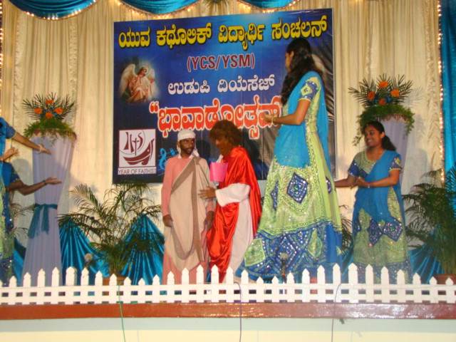 YCS of Udupi Diocese celebrated