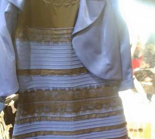 The dress that's beating the internet black and blue