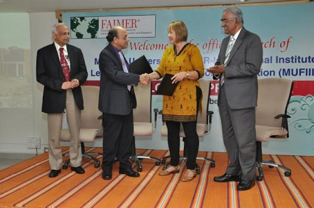 Manipal University and FAIMER launch leadership program