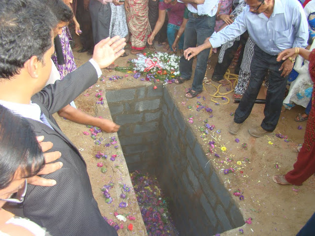 Jacintha Saldanha laid to rest - images