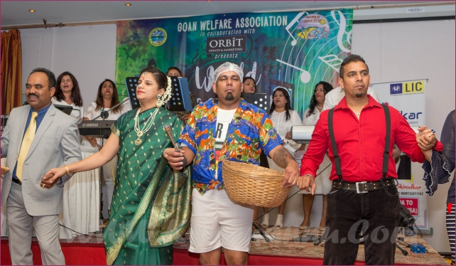 Doha, Qatar: Goan Essence Displayed At World Goa Day
