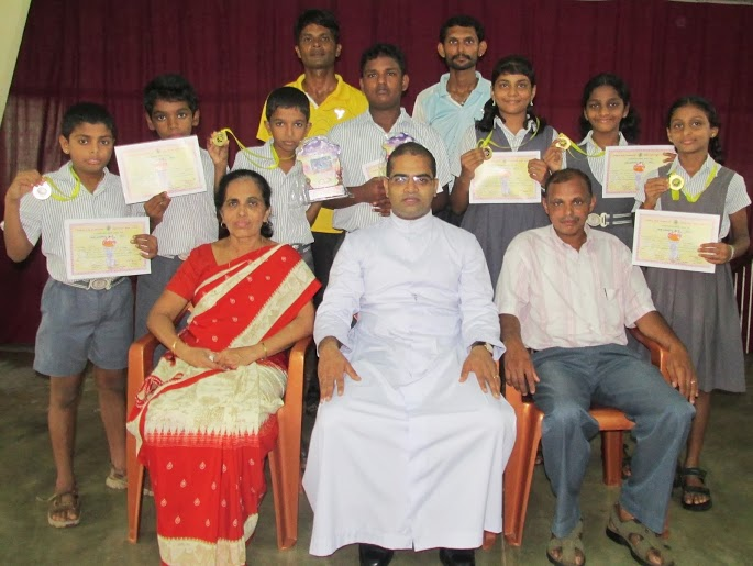 MILAGRES STUDENTS SECURED PLACE TO STATE LEVEL TABLE TENNIS MATCH