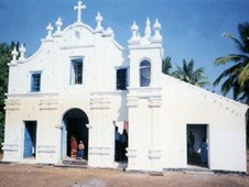 Indian Navy preventing Goa Christians from praying at chapel