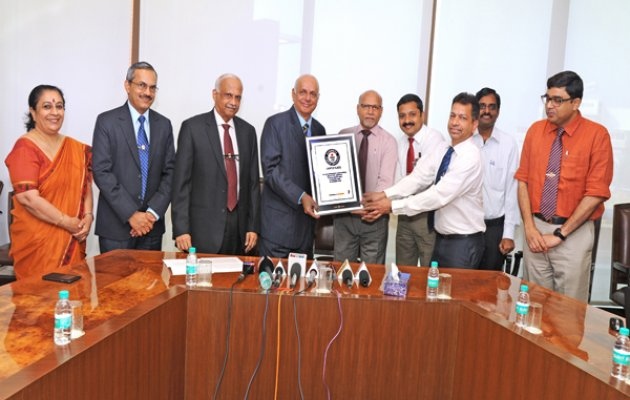Kasturba Hospital enters Guinness Book of World Records for Hand Sanitization Relay