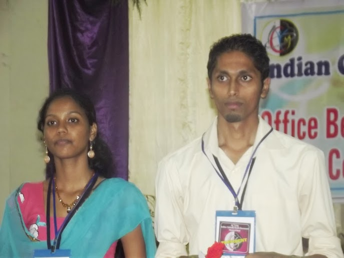 Ivan Prashant of Brahmaver elected first President of ICYM, Udupi Diocese