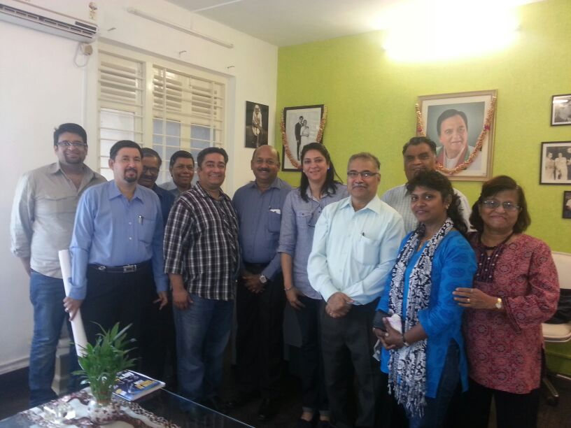 SOUL Delegation meets with Ms Priya Dutt - submits a memorandum