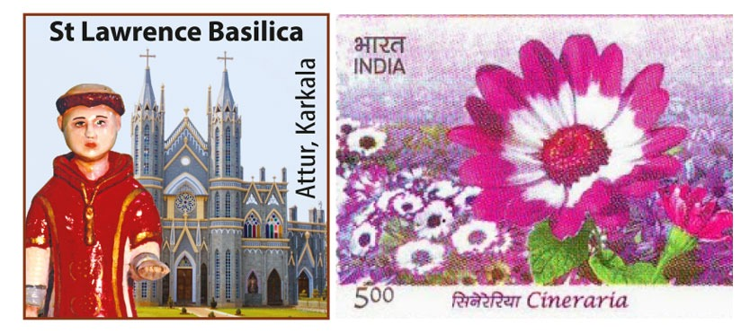 Postal Dept. to bring out special cover to mark the proclamation of St Lawrence Minor Basilica of Attur, Karkala