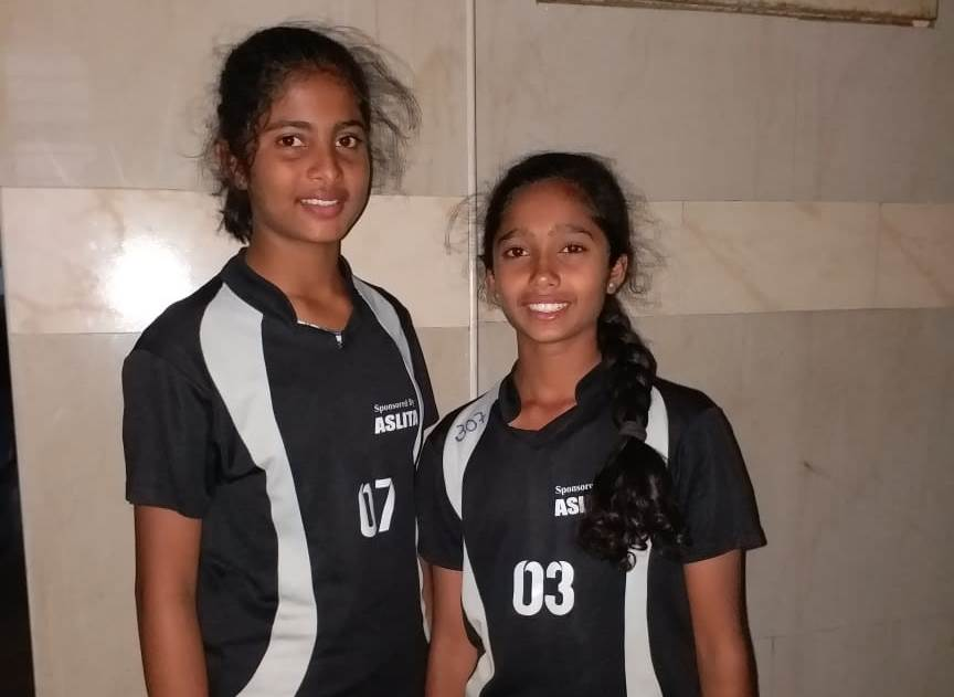Two more Milagres students selected to be part of State Girls Volley Ball team