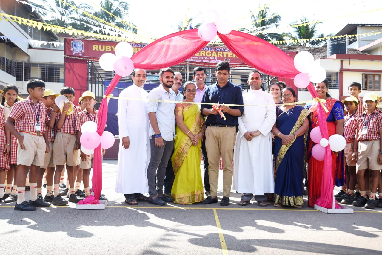 Annual Day Celebrations held at Milagres English Medium School  Kallianpur