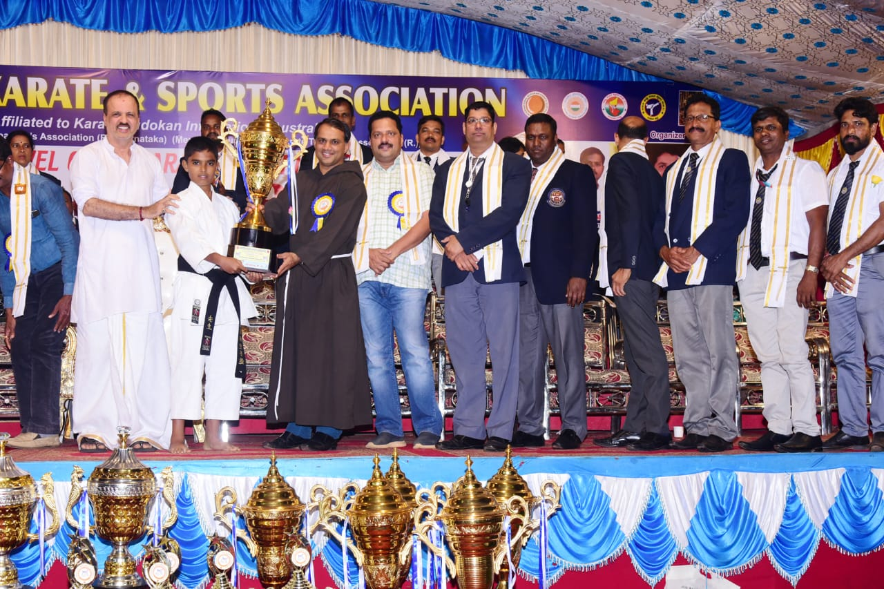 National level Open Karate Championship 2020