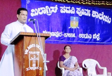 Inauguration of New Academic Year 2011-12