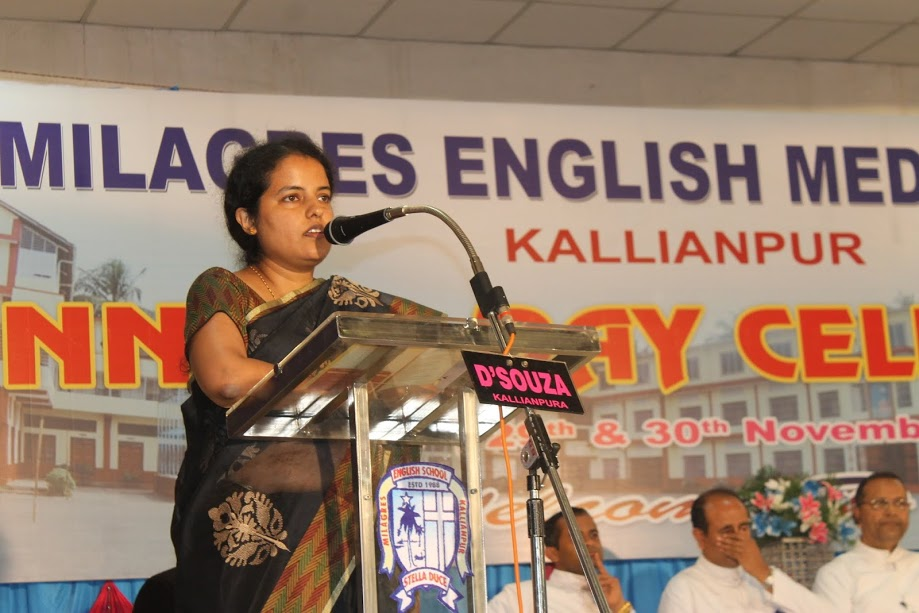 School life of the students very relevant - Priyanka Mary Francis, District Magistrate