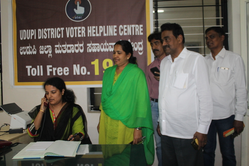 Deputy Commissioner Priyanka Mary Francis releaes final electoral roll for forthcoming Lok Sabha election