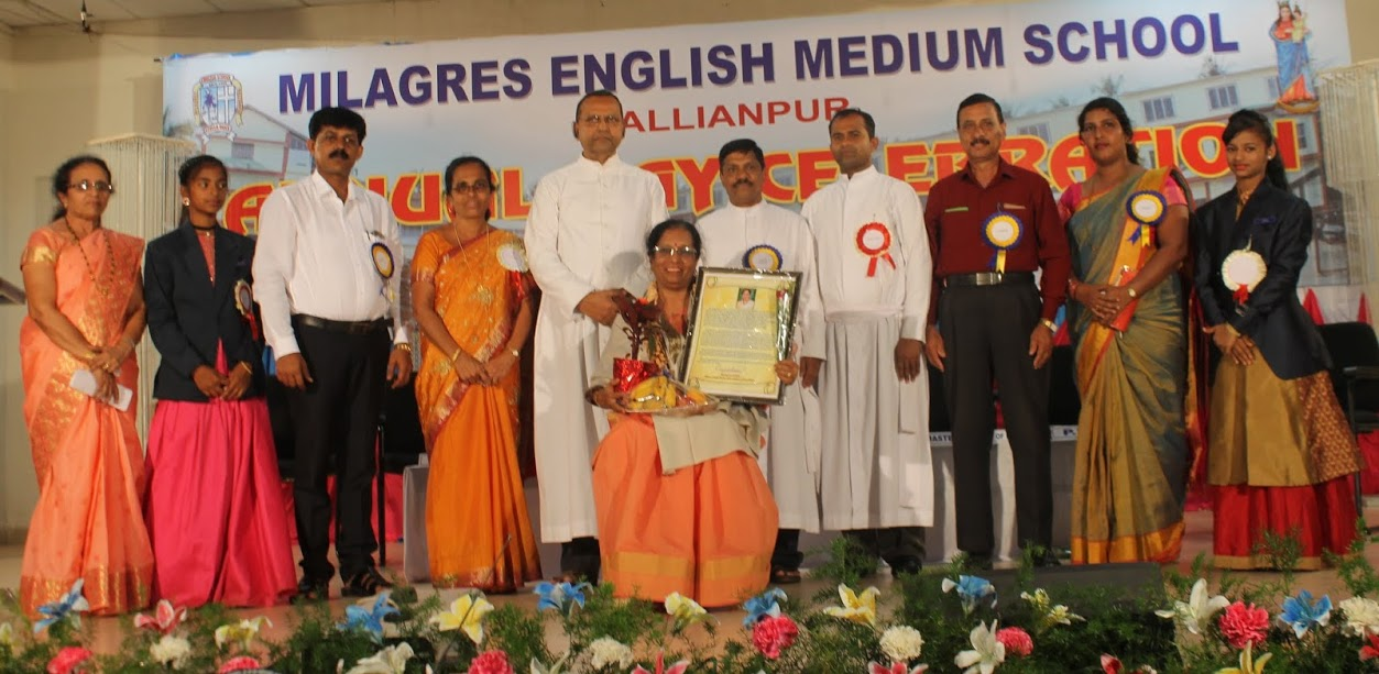 Milagres English Medium Primary School celebrates Annual School Day