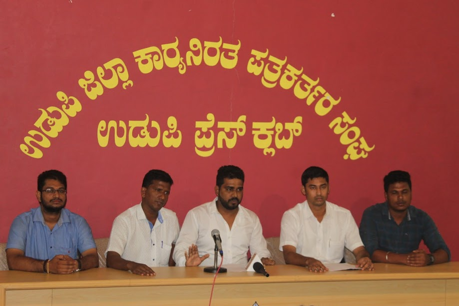 Pramod Muthalik trying to disrupt peace and hormony in Udupi district - Youth Congress