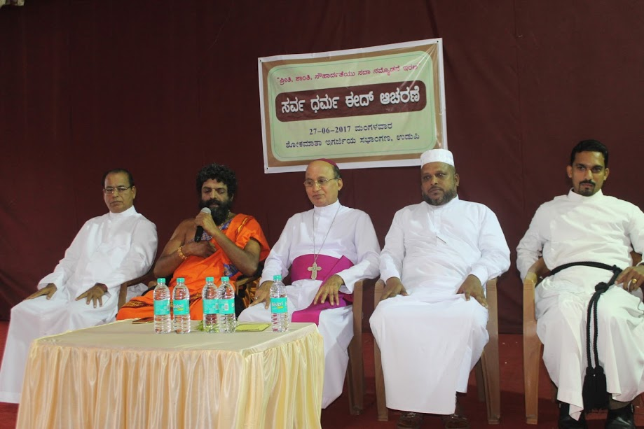 Due to political interference the decades old relation between Hindus and Muslims effected in Udupi - Shiroor Swamiji