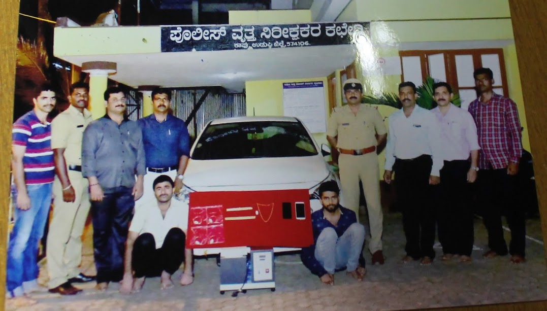 Train robbery, Udupi Police arrests 7 and yet to nab more